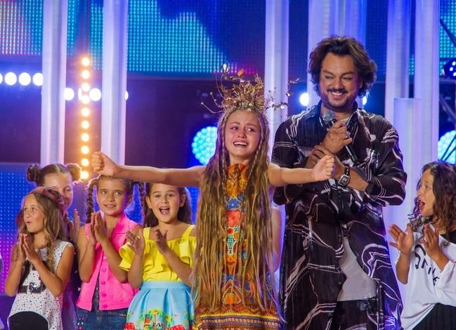 Конкурс детского евровидения 2017 россия