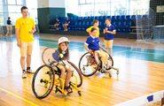 Финал первенства России по теннису на колясках