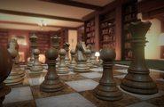 Соревнования по шахматам Открытие шахматной площади. Шахматный турнир