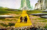 Открытие арт-объекта «Дорога из желтого кирпича»