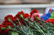 Церемония, посвященная дню начала Великой Отечественной войны