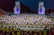 Фестиваль танца среди ансамблей педагогических коллективов детских лагерей