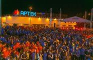 «Артек» приветствует полуторамиллионного жителя Страны Детства»