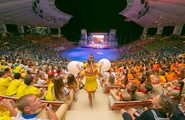 Открытие ХХVII Международного детского кинофестиваля «Алые паруса «Артека»