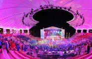 Большой песенный фестиваль «Поющее детство»