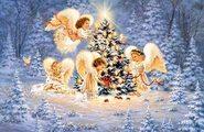 Праздник «Рождество в артековской семье». Рождественские гулянья.
