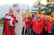 Праздничная программа «День рождения Деда Мороза в «Артеке»