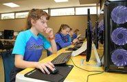 Чемпионат по киберспорту в формате фиджитал. Кибер-день в «МДЦ «Артек»