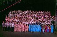 Гала-концерт хорового общества «Поют дети России»