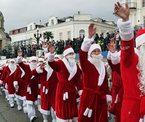 Участие в X ежегодном Мороз-параде