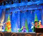 Новогодний утренник, театрализованное представление «Зимняя сказка»