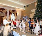 Новогодний концерт хорового класса Гурзуфской детской школы искусств им. Николая и Милии Полудённых