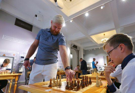 Школа «Артека» войдет в федеральную программу «Шахматы в школах»