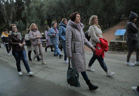 Педагоги-наставники победителей «Большой перемены» посетили «Артек»