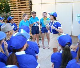 Артековцы приняли участие в финансово-правовой игре «Грамотеи»