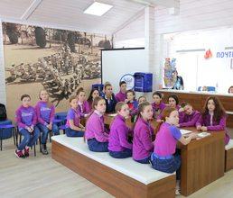 В Год памяти и славы «Артек» поддержал проект #ПочтаПобеды
