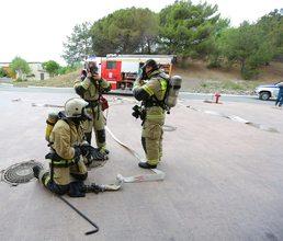 Спасатели МЧС и сотрудники «Артека» провели учения