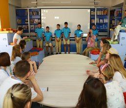В «Артеке» назвали победителей Всероссийского конкурса школьных библиотек