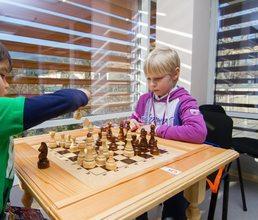 В «Артек» – через шахматы