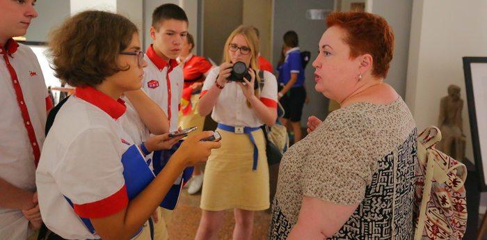 Виктория Копылова: Мы - народ, если у нас не будет памяти, не будет и народа