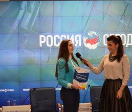 «Россия сегодня» открыла медиа-кампус в «Артеке»