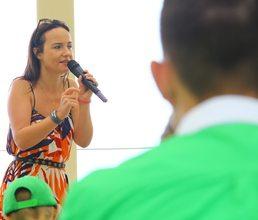 Историк Анна Эспарса провела творческую встречу в «Артеке»