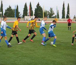 В «Артеке» стартовал I Международный детско-юношеский турнир по футболу