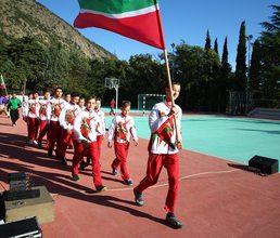 В «Артеке» стартовал турнир по мини-футболу «Ближе к звездам»