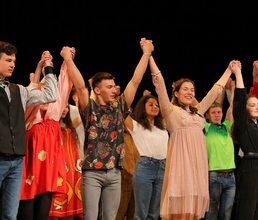 Артековцы представили свои театральные премьеры на ялтинской сцене