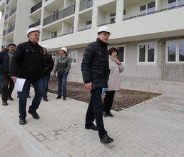 Руководитель «Артека» и Общественный совет дали оценку качества нового дома