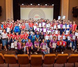 В «Артеке» наградили победителей конкурсов проекта «Театр-дети»
