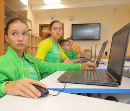 В «Артеке» дети обучаются 3D-печати и 3D-моделированию