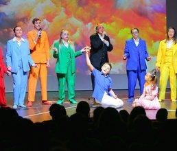 Студия «Art-Teatr» представила новый спектакль «Лети» по мотивам сказки В. Катаева
