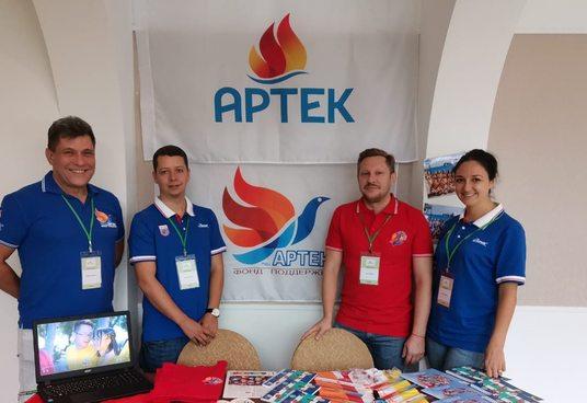 «Артек» принимает участие в ICF–Asia Oceania 2019