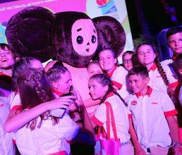 В «Артеке» стартовал III Международный фестиваль «Аниматика»