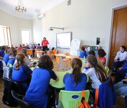 Образовательная программа «Территория КИТ (Кино и Телевидение)» стартовала в «Артеке»