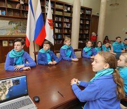 В «Артеке» дан старт пилоту федерального проекта «Читающая Россия» на территории Крыма