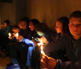 «Артек» присоединился к международной акции «Час Земли»