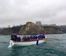 Морская история артековской вожатой заняла первое место на всероссийском конкурсе
