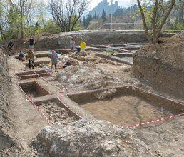 На территории «Артека» археологи обнаружили базилику VI века