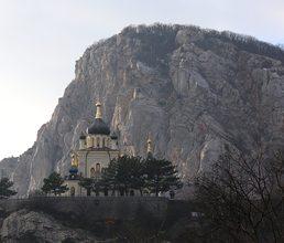 #ПриветКрым! Форосская церковь