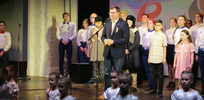 Артековцы почтили память жителей и защитников блокадного Ленинграда
