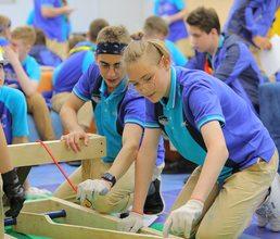 Фестиваль «Изобретания» – машина времени для юных инженеров