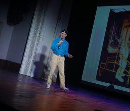 """Юный инженер рассказал о победе в конкурсе """"Спутник"""""""