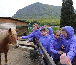 Отряды «юных фермеров» изучают природу на биосферной станции «Артека»