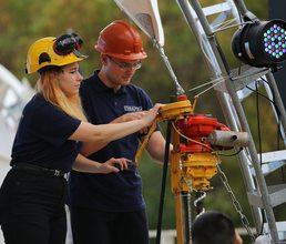 В «Артеке» открылся III Международный слет юных геологов «ГеоАртек-2019»