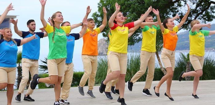 В «Артеке» стартовала образовательная программа «Школа вожатых»