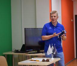 Игорь Максименко: Самое важное - проверить информацию!