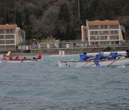 Артековцы «Янтарного» выиграли соревнования по морскому многоборью