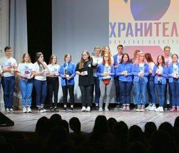 Артековцы представили проекты, посвященные 95-летию «Артека» и 75-летию Победы